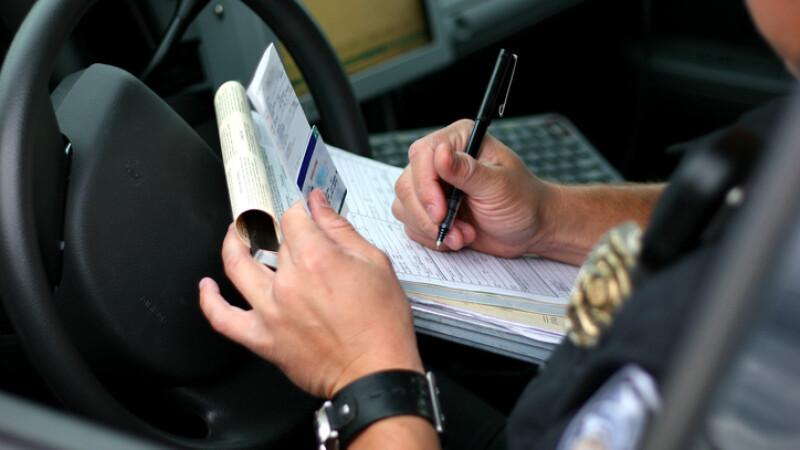 Un șofer a primit 33 de amenzi în aceeași zi. Măsura luată de firma care i-a inchiriat mașina
