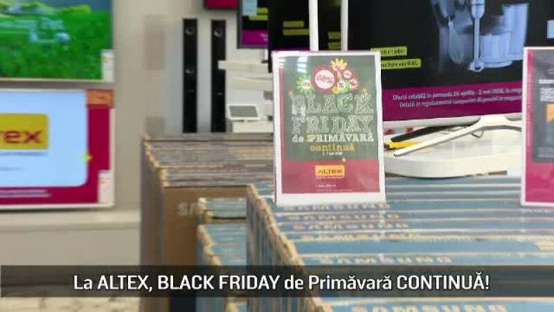 black friday la Altex