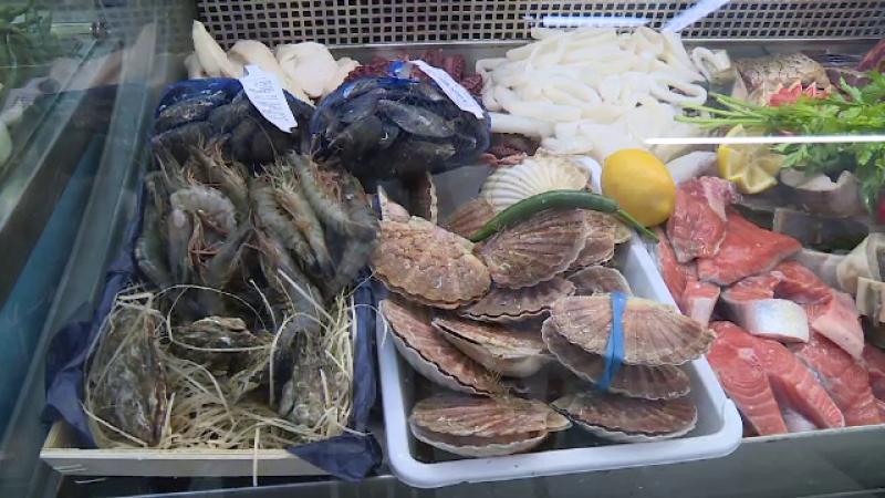 Racii, vedetele unui festival culinar din Brăila. Consumul fructelor de mare a crescut