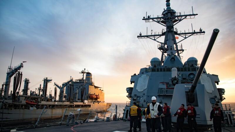 Statele Unite reactivează Flota a II-a din Atlantic, pentru a contracara Rusia