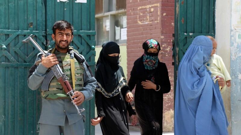 politist afganistan
