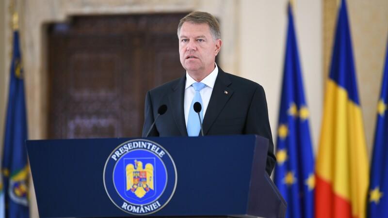 """Preşedintele Klaus Iohannis va găzdui la Cotroceni summit-ul """"Iniţiativa celor Trei Mări"""""""