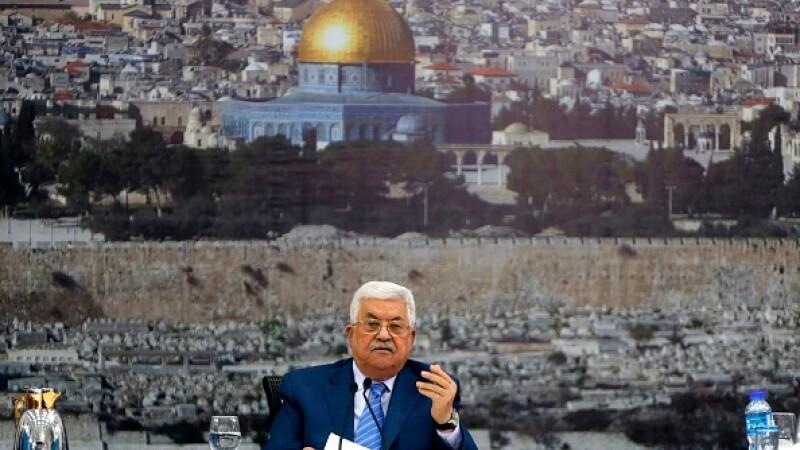 Reacția Autorității Palestiniene, după ce România și alte 2 state au blocat declarația privind mutarea ambasadei SUA