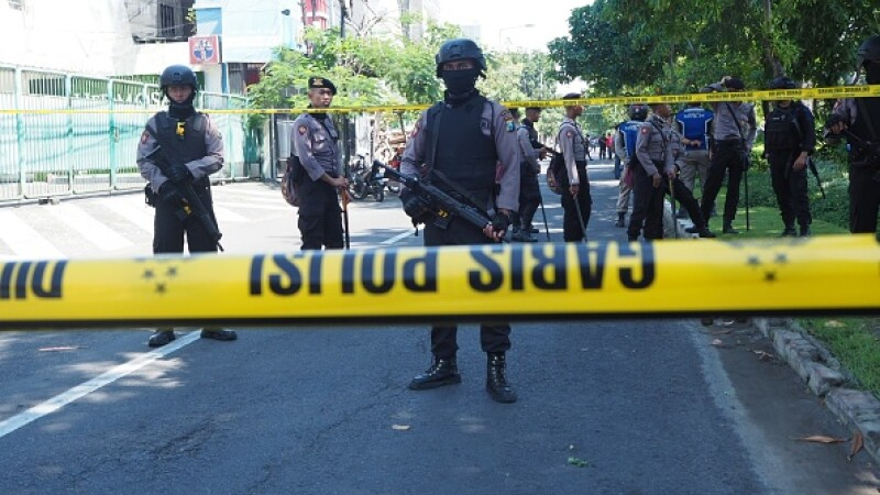 atac sinucigas indonezia