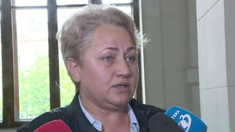 Judecătoarea Elena Burlan