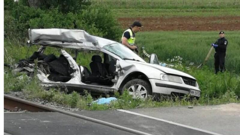 accident tren salaj