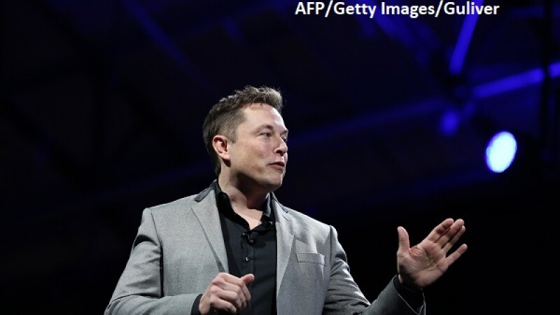 Elon Musk - AFP/Getty
