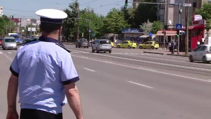 Un poliţist din Giurgiu a condus zece ani fără permis. Cum a fost descoperit