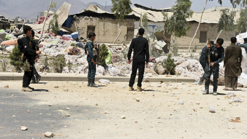explozie kandahar