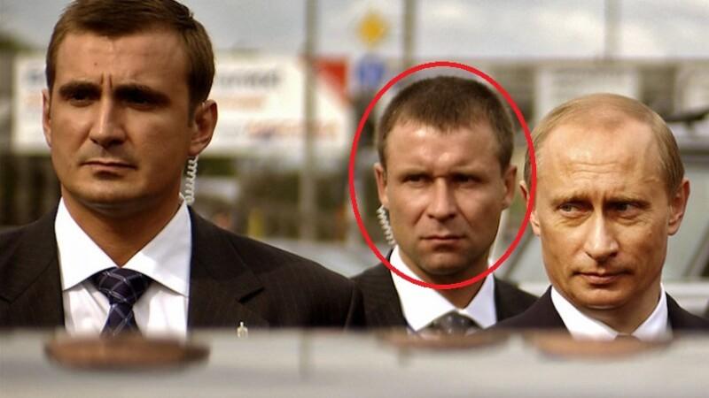 rusia, putin , bodyguard, Evgheni Zinichev