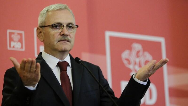 Dragnea a convocat Comitetul Executiv Național al PSD, unde se va discuta despre demisia sa