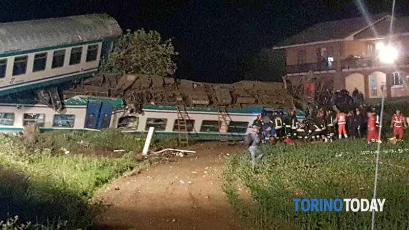 Un cetăţean român a murit în accidentul feroviar din Italia, lângă Torino. MAE a confirmat