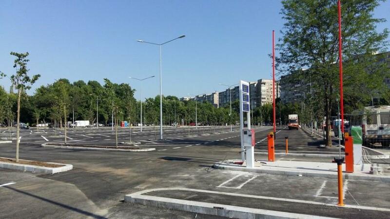 parcare Parcul Tineretului