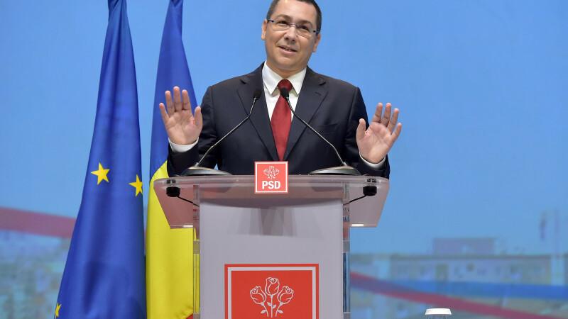 Ponta: Trebuie să avem un nou premier. Corina Crețu corespunde acestui profil