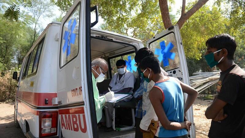 virus in India