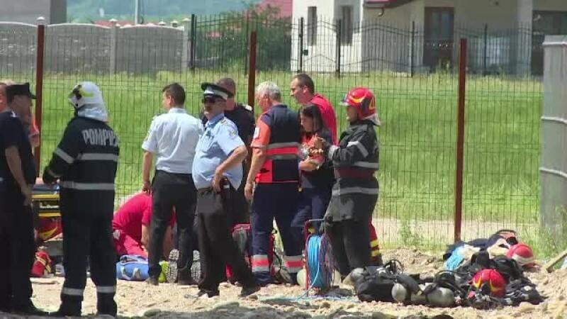 Tragedie din cauza gazelor toxice. Doi muncitori au salvat viața unui coleg, dar ei au murit