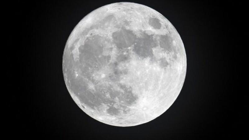 Schimbarea bizară care se petrece pe Lună. Anunțul făcut de cercetătorii NASA