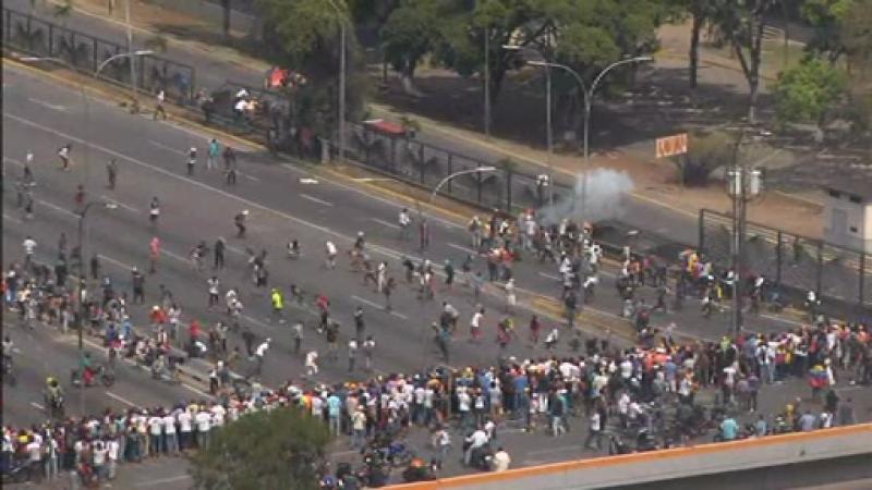 venezuela, proteste, maduro, guaido, pompeo, sua, 1 mai,