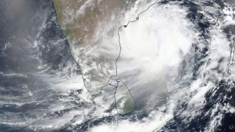 ciclonul Fani