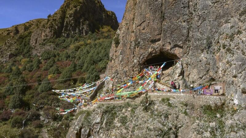 Descoperire misterioasă în Tibet. Ce