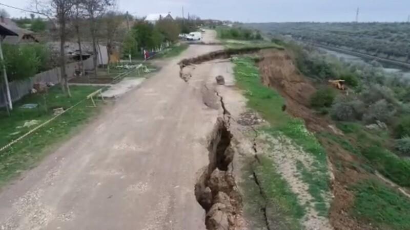 alunecare teren constanta