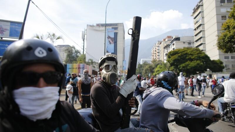 Negocieri între SUA şi Rusia privind Venezuela.