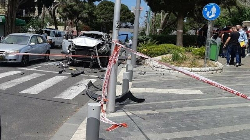 explozie Haifa