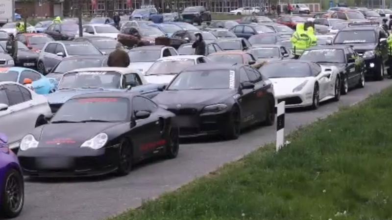 mașini confiscate Germania