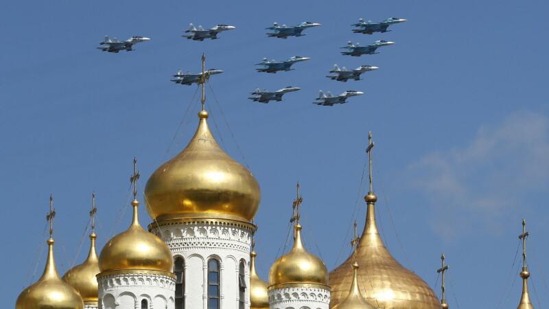 Noile arme secrete ale Rusiei care vor fi dezvăluite la parada de Ziua Victoriei