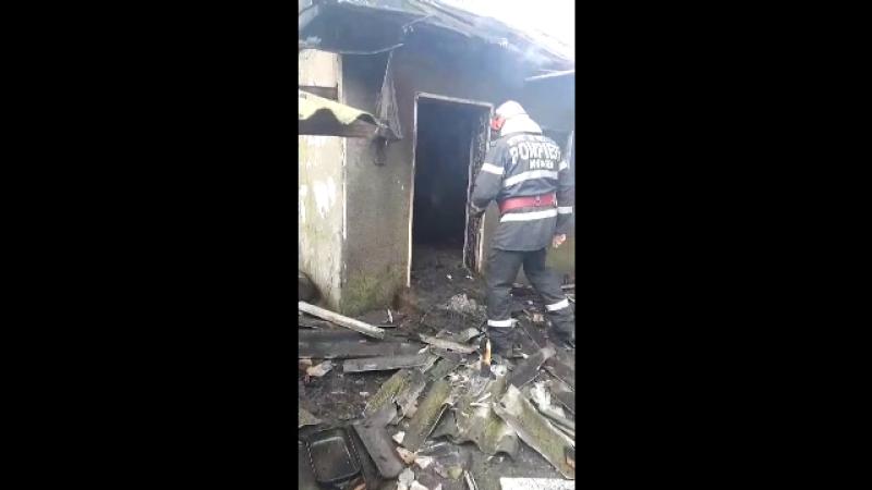 A dat foc unei butelii, iar explozia provocată i-a ucis soția. Ce plan ar fi avut bărbatul