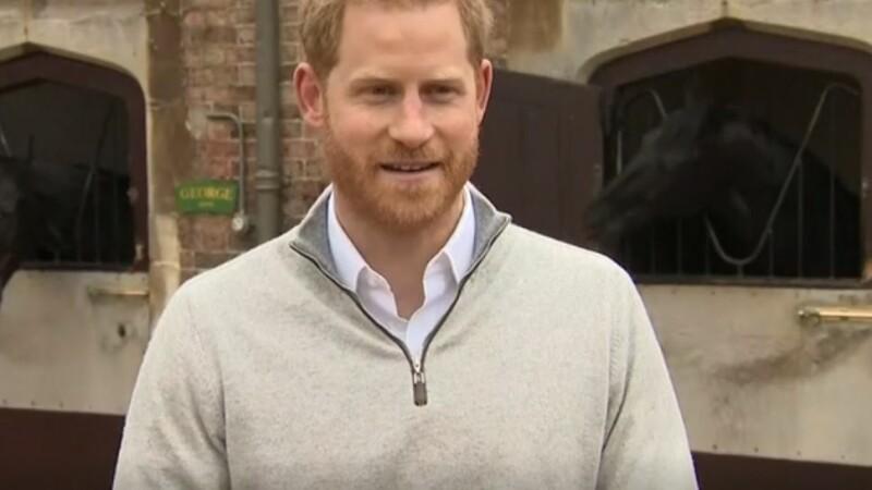 Reacția prințului Harry după ce a devenit tată pentru prima dată