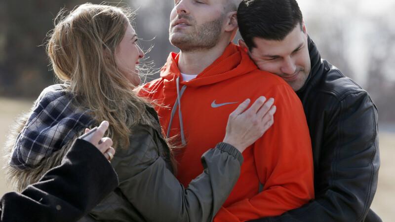 Trump a grațiat un fost soldat, care a ucis un prizonier irakian în 2008