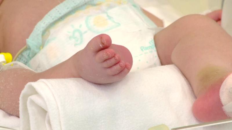 Crește numărul bebeluşilor infectaţi cu stafilococ auriu. Mărturia emoţionantă a unei mame