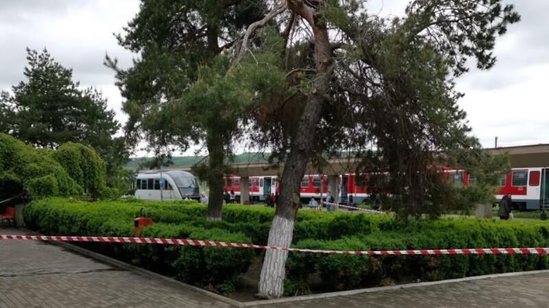 O gară importantă din România, închisă din cauza unui colet suspect. SRI va interveni
