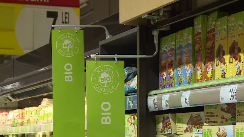 """Cât de scumpe sunt produsele bio și cele tradiționale. """"Nu prea ne permitem"""""""