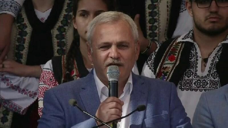 Mitingul PSD la Iaşi. Dragnea, atac la președinte: Iohannis a îndemnat oamenii spre ură și dezbinare