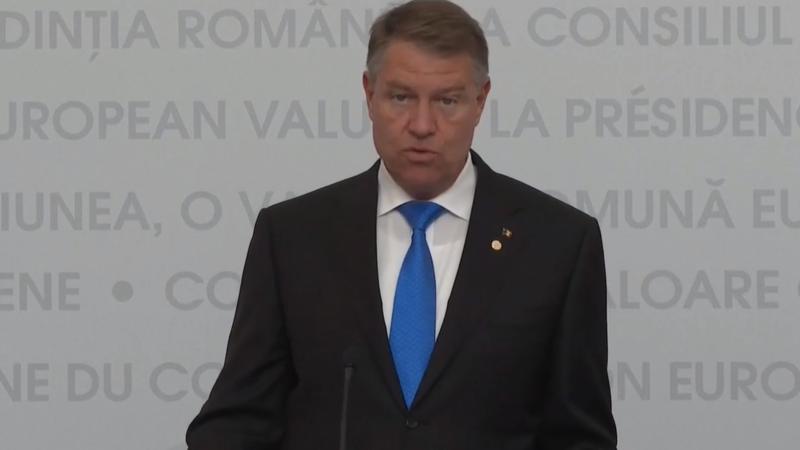 Mesajul lui Klaus Iohannis la finalul Summitului de la Sibiu. Momentele cheie ale zilei
