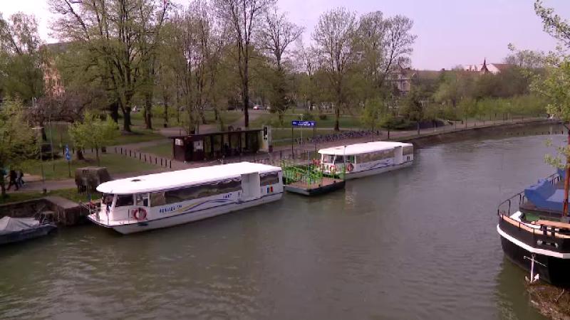 E.U. YES LA VOT. Primul oraş din România cu transport în comun pe apă: