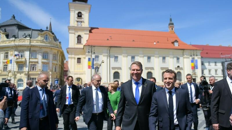 Ce înseamnă Declaraţia Summitului de la Sibiu: