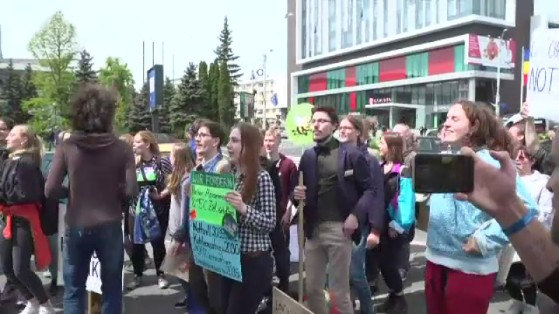 proteste, sibiu, greenpeace, unire, moldova, ue, summit sibiu