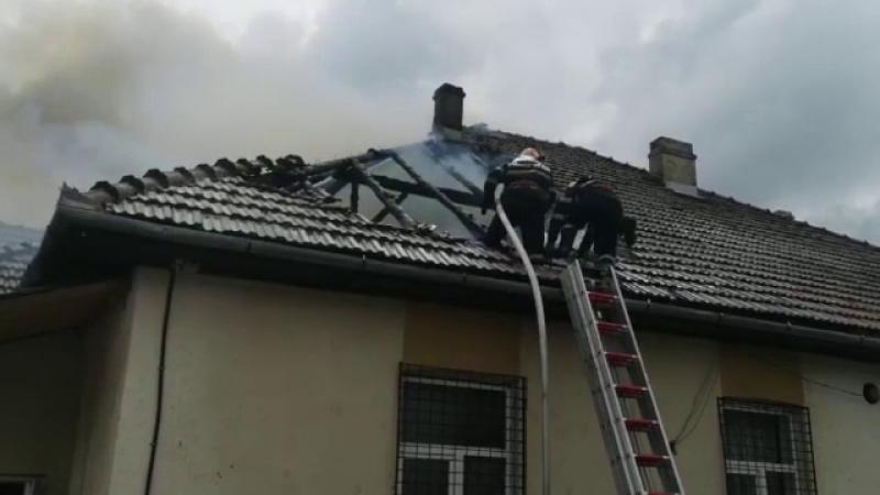 incendiu Maramureș