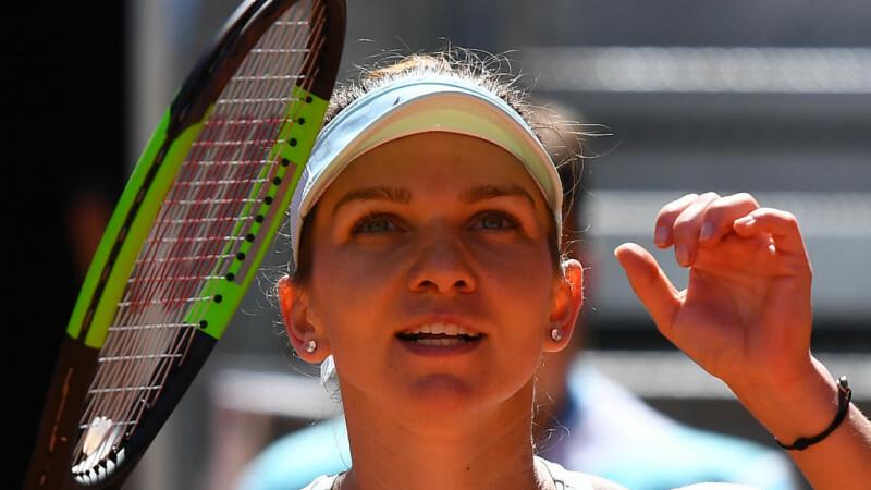 Simona Halep, prima reacție după victoria din semifinala de la Madrid