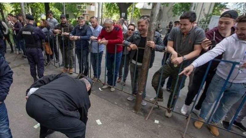 Miting PSD în Iași