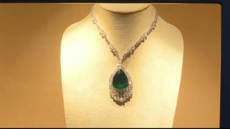 Bijuterii istorice rare scoase la licitație de Sotheby's și Christie's