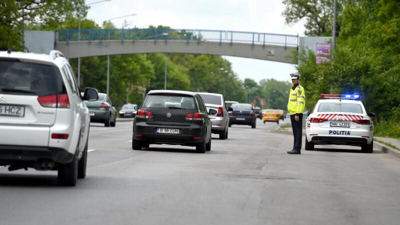 """Discuție năucitoare între un polițist și un șofer băut: """"Să vorbesc cu mașina?"""""""