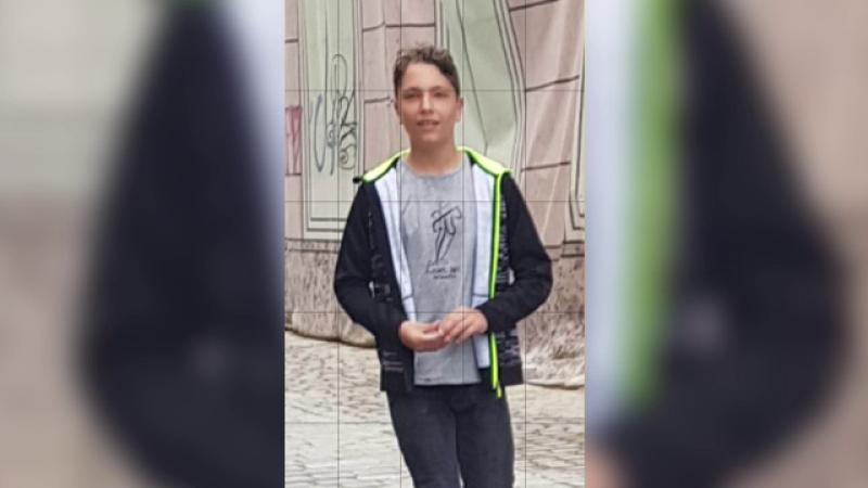 Băiat de 13 ani dispărut la Brașov