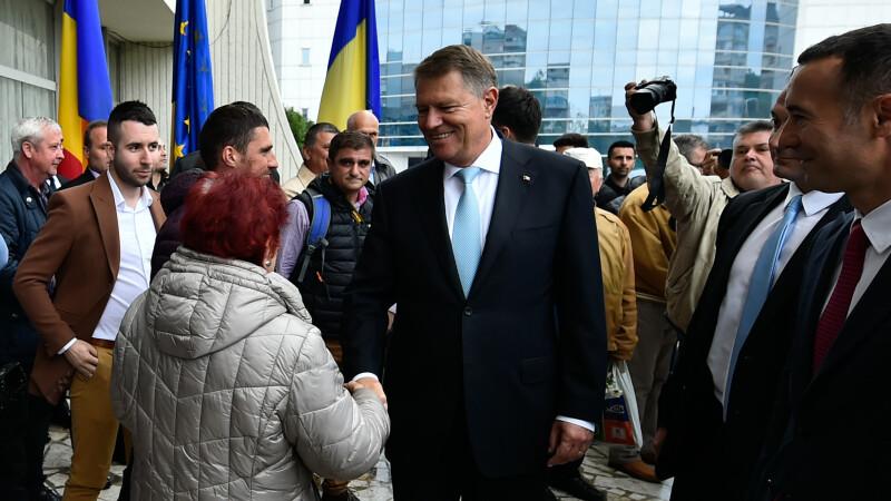Iohannis: Pesediştii, singurii vinovaţi că nu suntem în Schengen. Caută vinovaţii la Bruxelles
