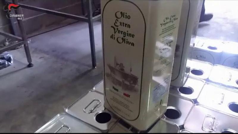 Ulei de floarea soarelui, vândut drept ulei de măsline extravirgin. Cum era măsluit