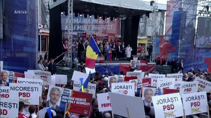 De ce anulează PSD mitingul electoral din 21 mai, din București