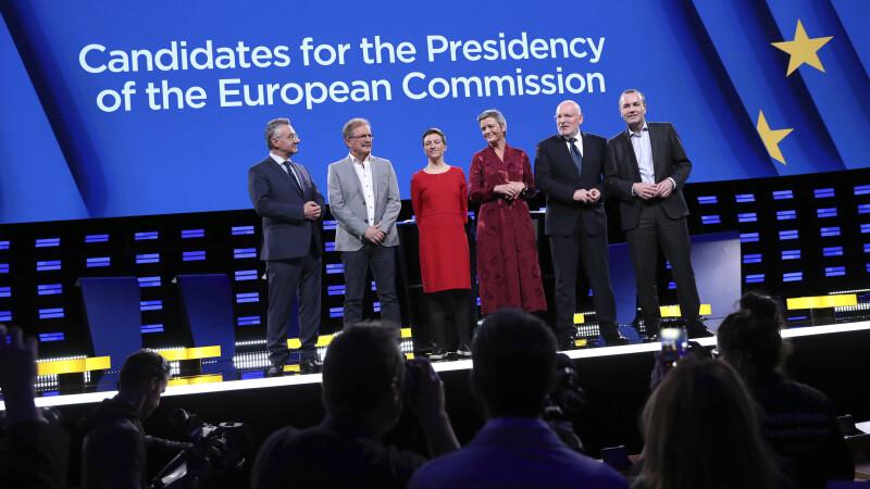 Dezbatere pentru sefia Comisiei Europene